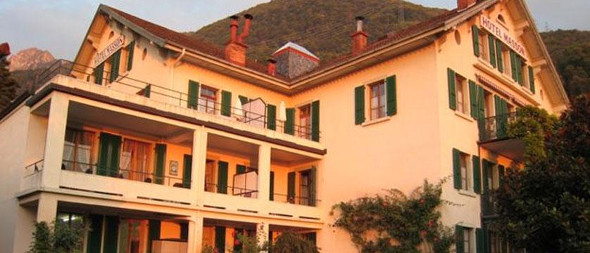 Hotel Masson, Montreux, Switzerland - hotel exteriors.jpg